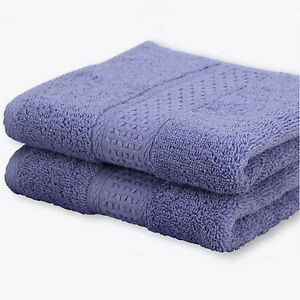 Cotton Multicolor bath face towel Solid Pink Soft Towels Quick dry Absorbency