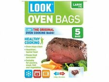 25x38cm bolsas de horno de gran tamaño para asar carne de pollo Turquía Peces De Cocina De Microondas