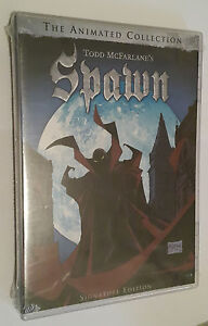 Todd McFarlane's Spawn: The Animated Collection DVD Box Set SEALED