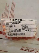 Lot Of 175 Lumex Ssl Lx5093ht Leds