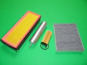 gr. Filterset Filtersatz Inspektionspaket BMW 3er F30 F31 F34, 330D 335D