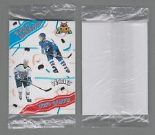 1996-97 UD Post Cereal Stick Um's Damphousse & Gilmour in Cello Pack