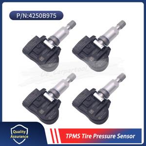 4Pcs TPMS Tire Pressure Sensor For 2011-18Mitsubishi Outlander 315MHz #4250B975