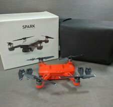 DJI Spark Quadcopter (Alpine White) W/ 2-Axis Stabilized Gimbal Camera - Nice!