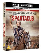 Spartacus 60th Anniversary (4K Ultra HD + Blu-ray) [UHD] RELEASED 17/08/2020