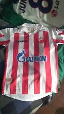 maglia Stella Rossa Crvena Zvedza Red Star XXXXS shirt kids chest 40 cm football