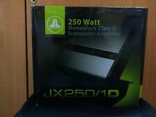 JL Audio JX250/1 1-Channel Car Amp