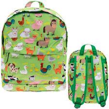 Farmyard Animals Children Kids Small School Backpack Rucksack Travel Holiday Bag