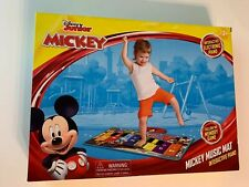 Floor Piano Kids Step On Musical Toy Disney Mickey Mouse Music Mat Memory Game