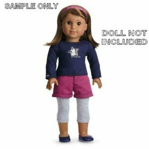 AMERICAN GIRL COCONUT FUN OUTFIT BRAND NEW IN BOX