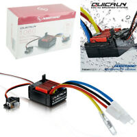 Hobbywing QUICRUN 1060 Brushed ESC Waterproof / Speed Control 1/10 Cars / Trucks