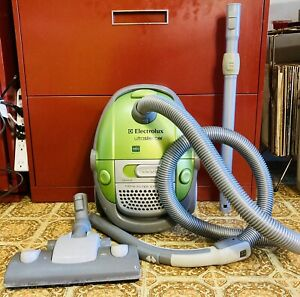 Electrolux EL6986 Type A UltraSilencer Canister Vacuum Green Works Great Home