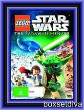 LEGO STAR WARS: THE PADAWAN MENACE ** BRAND NEW & SEALED DVD