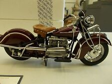 FRANKLIN MINT, 1942 INDIAN 442, 1:10 SCALE P/N:B11UL61
