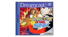 # Capcom vs. SNK-Sega Dreamcast/dc juego-Top #