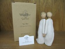 """""""Two Alike"""" Willow Tree Figure #26148 - New in Box"""