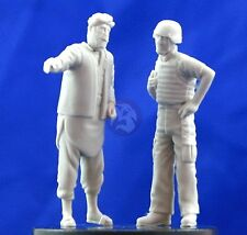 Djiti's 1/35 Afghan Civilian with NATO Translator Afghanistan (2 Figures) 35037