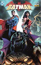 DC Comics Batman Bande Dessinée (Rebirth-série) # 4: Eddy Barrows Jubilé cover