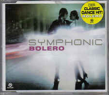 Symphonic-Bolero cd maxi single