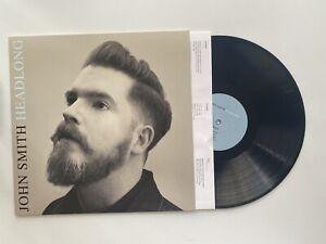 John Smith Headlong Vinyl Album Record LP