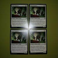Palace Sentinels x4 Conspiracy: Take the Crown 4x Magic the Gathering MTG
