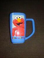 Seasame Street Place Elmo Coffee Mug Cup