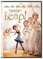 Leap (DVD, 2017)