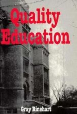 Quality Education: Applying the Philosophy of Dr. W. Edwards Deming to Transfor