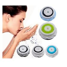 REPLACEMENT BRUSH HEADS COMPATIBLE FOR MIA MIA 2 ARIA  CLARISONIC UK