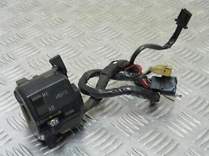 ZXR750 Switchgear Left 460911484 Genuine Kawasaki 1989-1990 A112