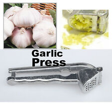 Kitchen Tool Ginger Press Crusher Garlic Press Masher Squeezer Slicer Aluminum