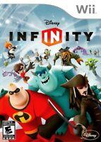 Disney Infinity - Nintendo  Wii Game