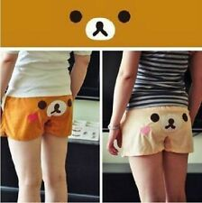1 PC San-X Cute Rilakkuma Lounge Pants Sleep Shorts Sleepware Bottoms One Size