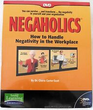Negaholics How to Handle Negativity in the Workplace Dvd Set Factory Sealed