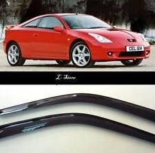 For Toyota Celica (T230) 1999-2006 Window Visors Sun Guard Vent Deflectors