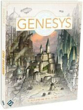 Fantasy Flight Games Genesys RPG: A Narrative Dice System Core Rulebook new