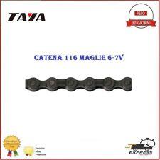 "Freestyle Catena /""TAYA/"" 1 Velocità 112 Maglie Nera per bici 20-24-26 Tipo BMX"