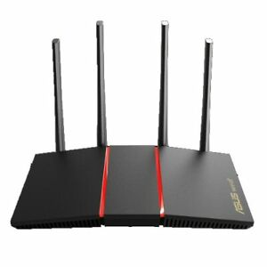 ASUS Router Wireless RT-AX55; Dual Band, WiFi 6, 802.11ax AiMesh, AiProtection