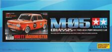 Tamiya 58649 1/10 EP RC Car M05 Chassis Kit Jagermeister NSU TT Prinz 1000 w/ESC