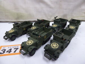 1:72 SCALE WW2 AMERICAN HALF TRACKS
