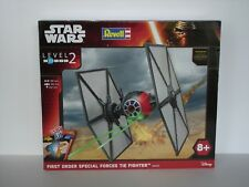 STAR WARS First Order Special Forces TIE Fighter - Easykit - Revell 06693