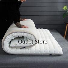 Foam Latex Hard Bed Topper Tatami Floor Mattress Mat Bed Mattress Topper