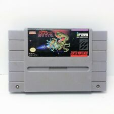 Super R-Type ORIGINAL Super Nintendo SNES