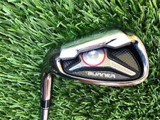 Left-Handed TaylorMade Original Burner A-Wedge R-Flex Steel 85 Shaft Good