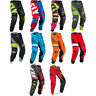 2018 Fly Racing Kinetic Motocross Offroad Pants - Choose Size & Graphic