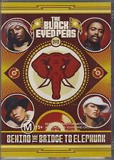 THE BLACK EYED PEAS - BEHIND THE BRIDGE TO ELEPHUNK - DVD - NEW -