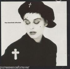 LISA STANSFIELD - Affection (UK 13 Track 1989 CD Album)