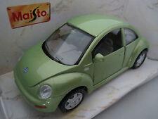 Maisto VW New Beetle, hellgrün, 1:39, TOP !