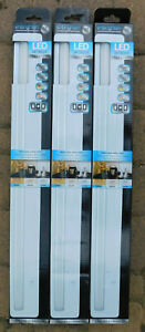 """Lot Of 3 Enbrighten by GE 24"""" LED Direct Wire Under Cabinet Model: 34289 Light"""