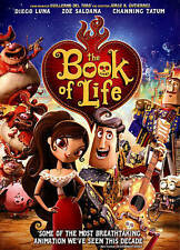 The Book of Life (DVD, 2015)